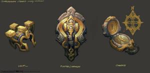 Darksiders II items