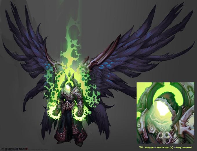 Darksiders Archon Darksiders II boss 5 (...