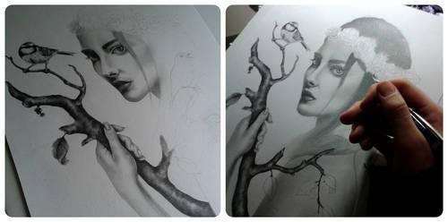 Progress by xhaimiddleton