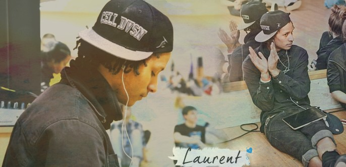 Laurent bourgeois by MusicalMorphine