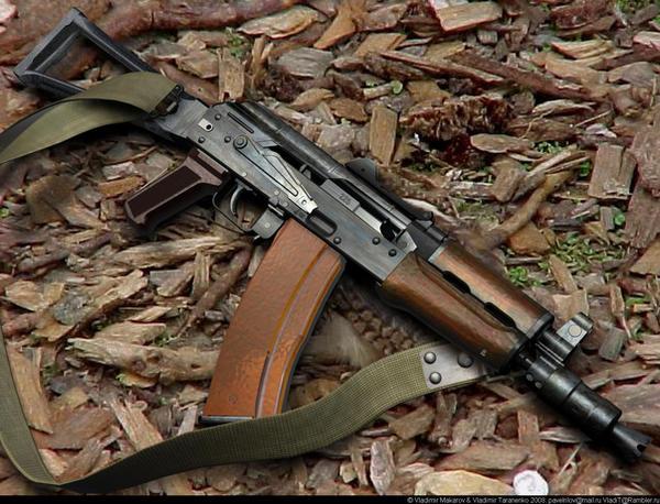 AK-74u Desert Camo download - CFGFactory