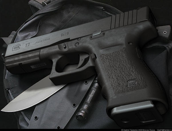gallery for glock 17 wallpaper