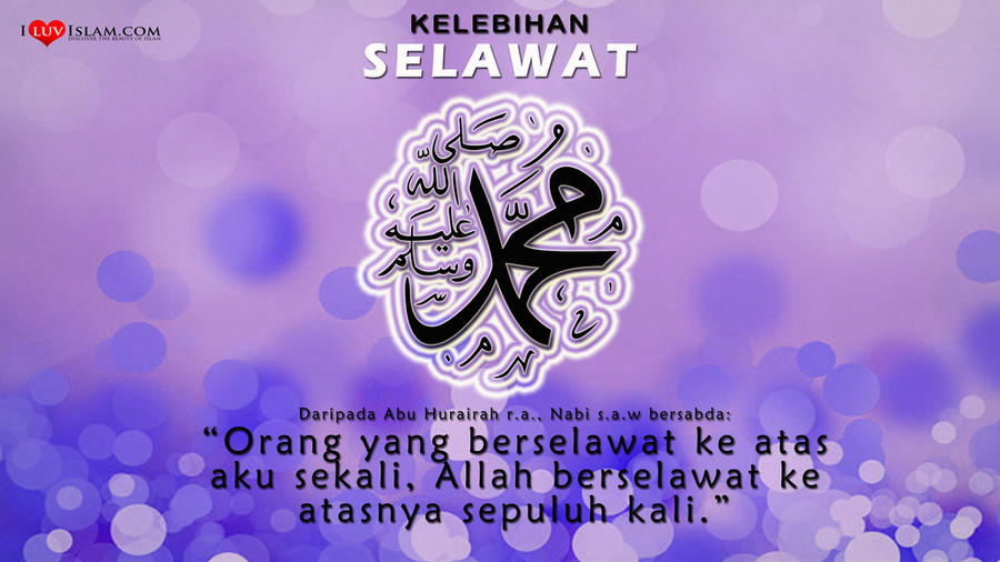 Image result for selawat