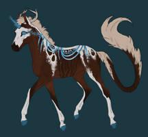 ID: N319 foal design by fujoshiprincess