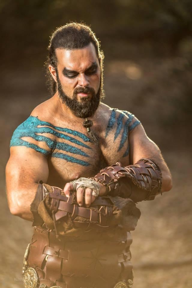 Khal Drogo 5 by TripdWyr