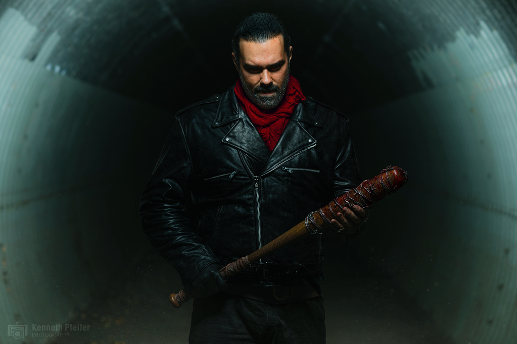 The Walking Dead - Negan (2) by TripdWyr