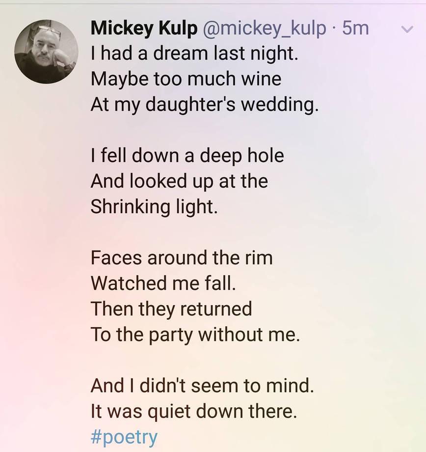 Quiet  by mickeykulp