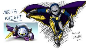 Project SMASH - Meta Knight