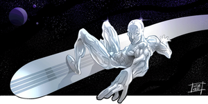 Another Silver surfer