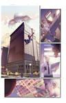 Color Samples on Marvel Adventures Spiderman by Nezart
