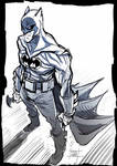 Batman 2014 by Nezart