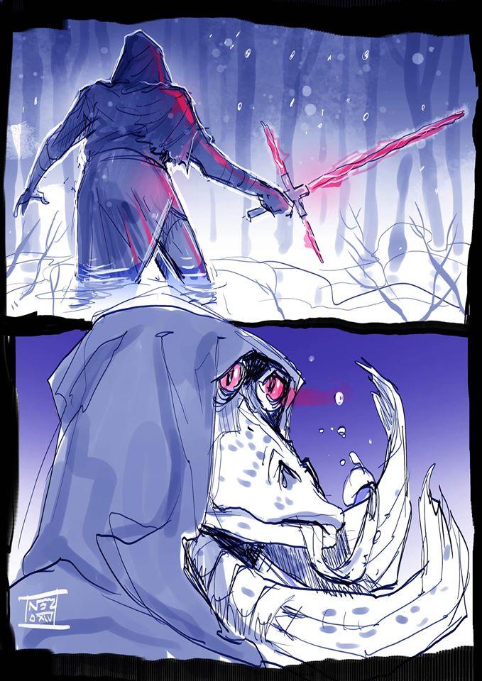 Mystery Sith by Nezart