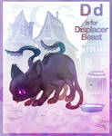 D is for Displacer Beast