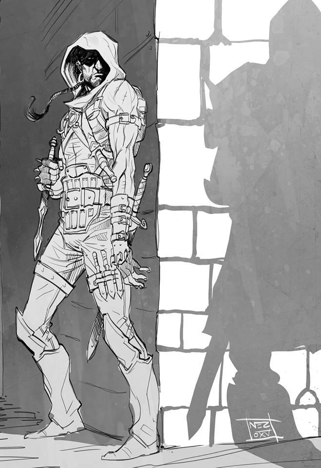 Assassin's gonna assassin! by Nezart