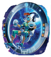 Cosmic Handbook illustration by Nezart