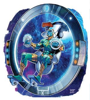 Cosmic Handbook illustration