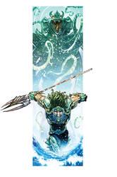 Ormor the Aquarian by Nezart