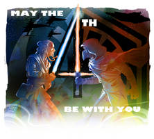 May The 4th! by Nezart