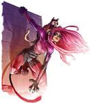 Miss Kitty by Nezart
