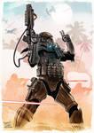 Deathtrooper colored