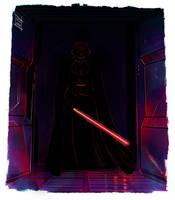 Darth Vader by Nezart