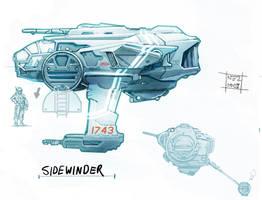 Sidewinder by Nezart