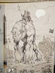Gorilla mount