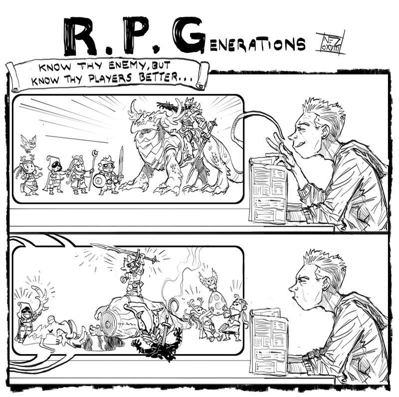 RPGenerations 16