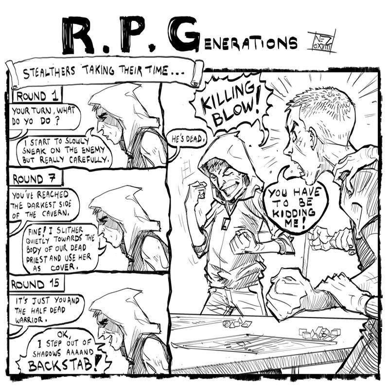 RPGenerations 17 by Nezart
