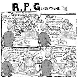 RPGenerations 25 by Nezart
