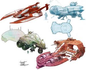 Sci fi compilation 2