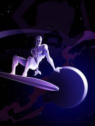 The Surfer by Nezart