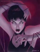 Gothic Vampire by Angel-Dark