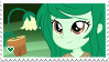 EG Wallflower Blush Stamp by Zoe-975