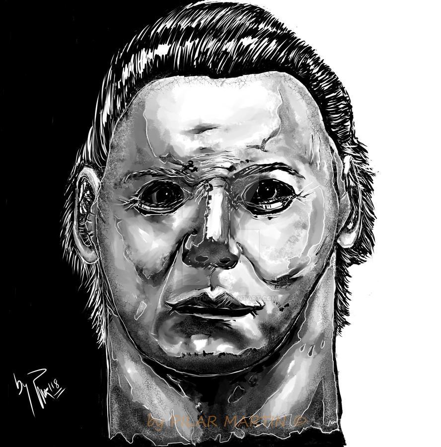Michael Myers by fenixfutura