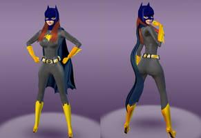 Batgirl Barbara Gordon (silver age)