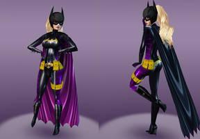 Batgirl Stephanie Brown