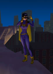 A day in the life of Barbara Gordon 30