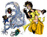 PF Senshi Battle - Complete