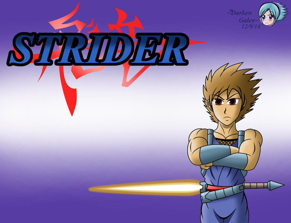 Strider by DarkenGales