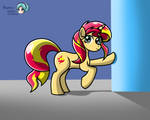 Sunset Shimmer Pony Version