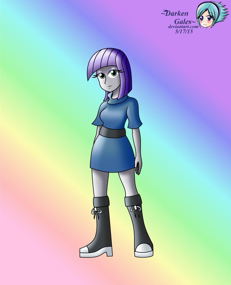 Equestria Girls Rainbow Rocks Maud Pie by DarkenGales