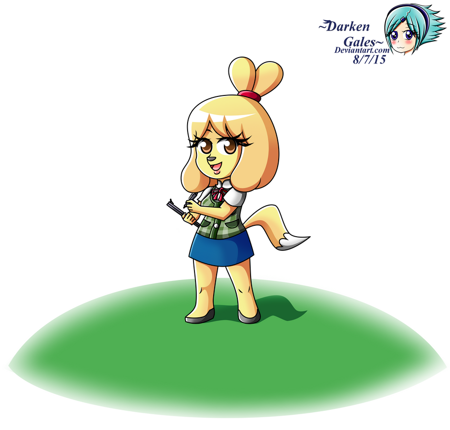Isabelle by DarkenGales