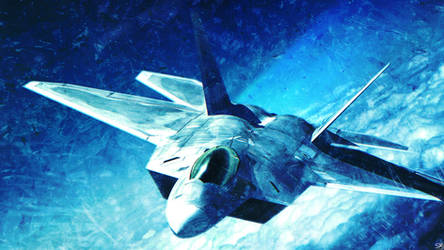 Ace Combat 4 Mobius 1 Wallpaper by shmartin
