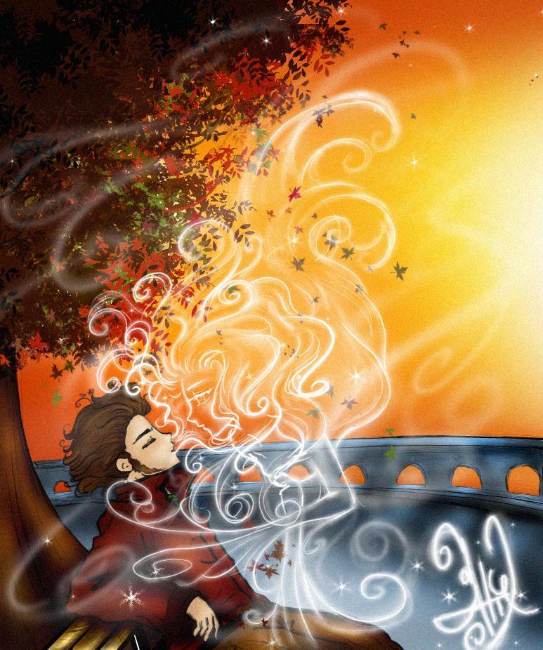 Por que soy el aire y nada mas by Ditza