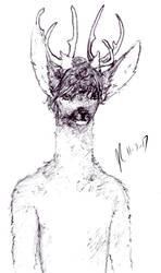 Deer anatomy sucks by Scorchwind58