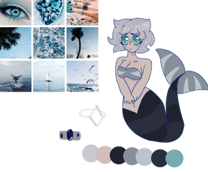 Moodboard Adopt |OPEN | AUCTION |