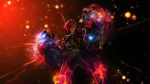 VI fire by g4r44