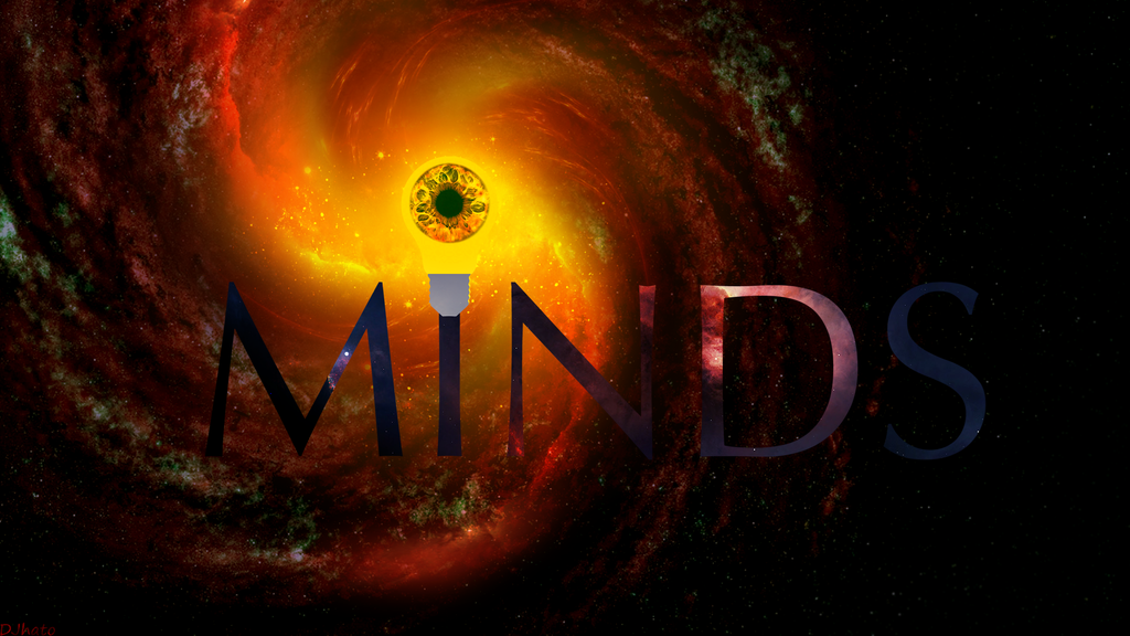 Minds. by g4r44