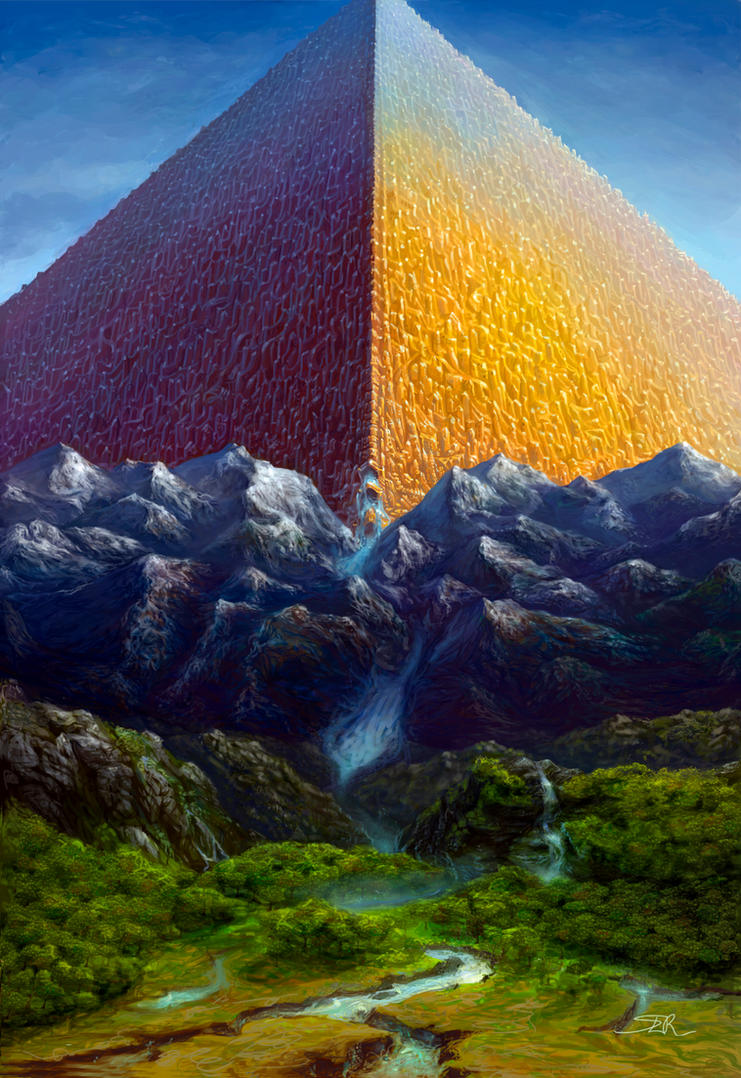 Pyramid by Sarahlyyn